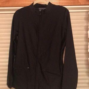UV protectant zip up jacket
